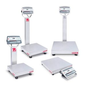Ohaus Defender 5000 Bench Scales family