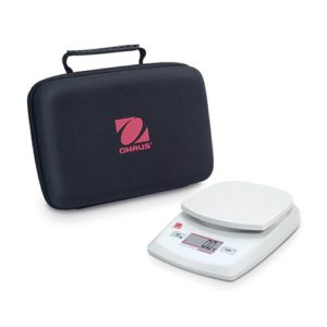 Ohaus CR Scale with Case Option