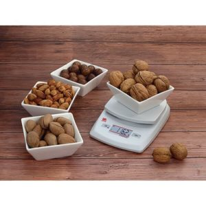 Ohaus CR Scale weighing food