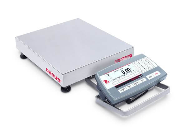Ohaus Defender 5000 Washdown Bench Scale Front Mount