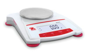 Ohaus Scout Education rount tray