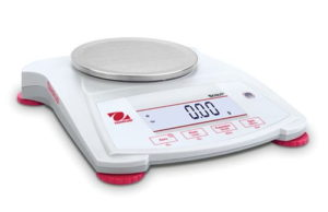Ohaus Scout General with round plate