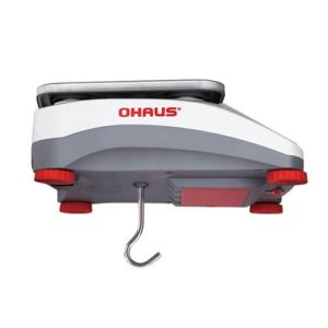 Ohaus Valor 7000 with hook from bottom