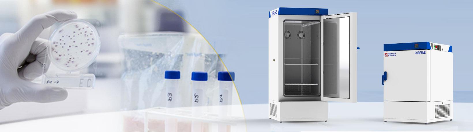France Etuves XBR Cooled Incubators