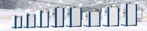 Industrial ovens xl range