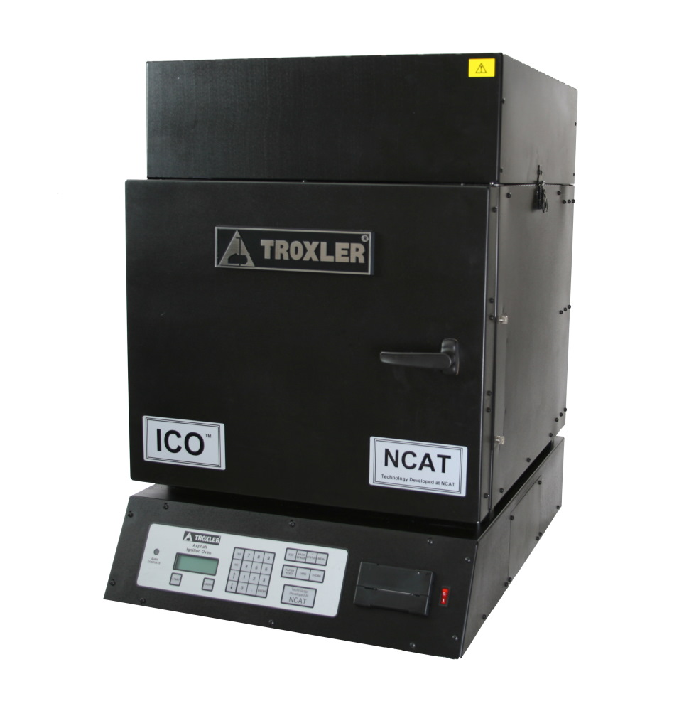 Troxler Ignition Oven ICO NCAT