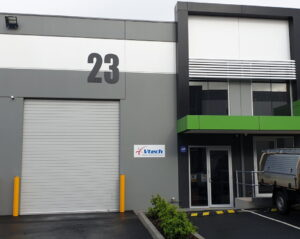 Vtech exterior of warehouse