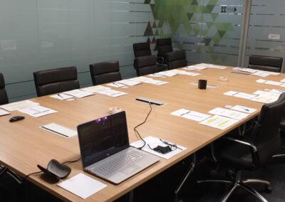 Vtech Meeting Room