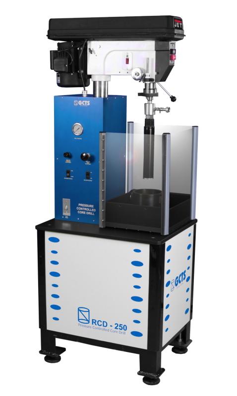 GCTS RCD-250 Pressure Controlled Coring Machine