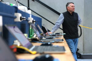 Vtech Materials Testing Equipment